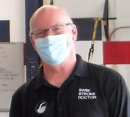 Dan Lynch Swim Stroke Doctor at Duquesne University